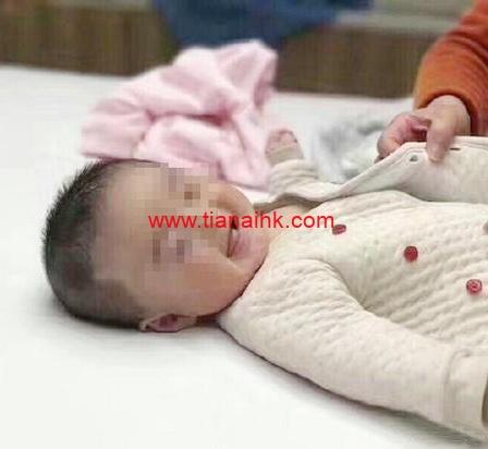 上海的J女士香港验血后如愿得子