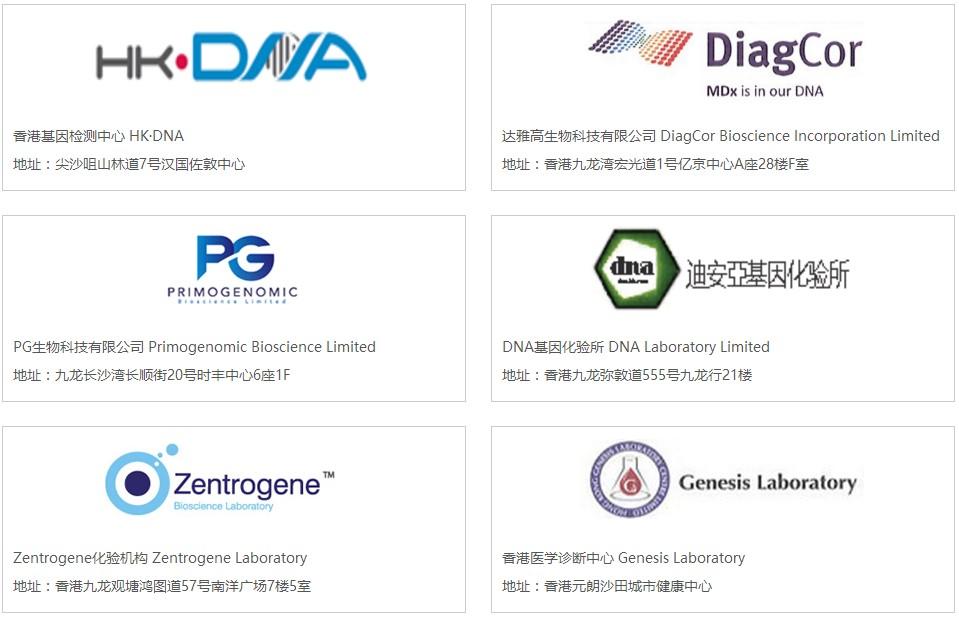 香港抽血验DNA检测胎儿性别
