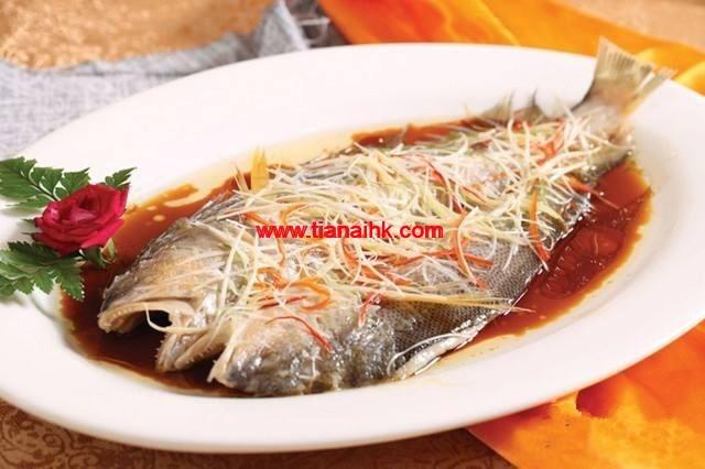 备孕食谱:清蒸黄花鱼—补充蛋白质、微量元素、维生素!
